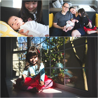 EM Newborn Session - Los Gatos, California